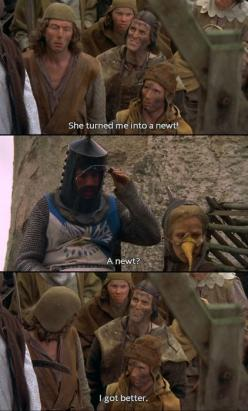 """...I got better."": Montypython, Favorite Scene, Giggle, Favorite Quote, Greatest Movie, Favorite Movies, Holy Grail, Monty Python"