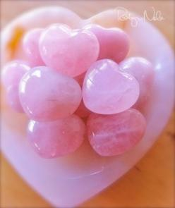 5 Colours To Express Fire Energy in Your Home or Office: Pink Colour: Gemstone, Gift, Rose Quartz, Healing Crystals, Rosequartz, Pink Heart, Roses, Quartz Hearts, Rock