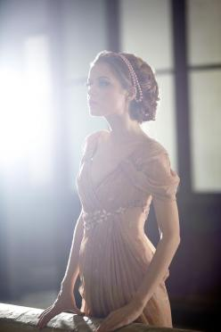 A little hazy for my taste but interesting light source placement...: Fashion, Style, Wedding, Dresses, The Dress, Ethereal, Hair, Character