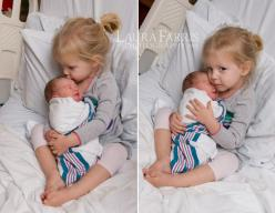 adorable first sibling photo in the hospital...need to remember this someday!: Sibling Picture, Newborn Photo, Hospital Photo, Baby Photo, Family Photo, Photo Idea