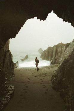 beach cave adventure: Photos, Beaches, Adventure, Caves, Places, Travel, Photography, Sea Cave