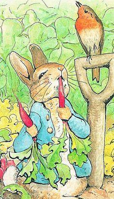 Beatrix Potter. Peter Rabbit