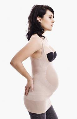 Blanqi 'Bodystyler' Underbust Maternity Support Tank | I had this while pregnant and it's a great support tank to start wearing at 20 weeks of pregnancy and even afterwords especially for c-section moms: Blanqi Body, Maternity, Belly Support,