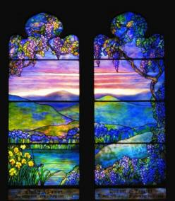 c1924 Charles Duncan and William Hegardt memorial window. Duluth, MN. (alt pin below): Glass Art, Stainedglass, Memorial Window, Stain Glass, Tiffany Memorial, Louis Comfort Tiffany