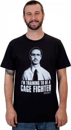 Cage Fighter Kip Shirt: Napolian Dynamite, Kip Shirt, Kip T Shirt, Dynamite Shirt, Movie T Shirts, Napoleon Dynamite, Fighter Kip