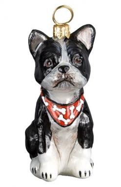 Camberley #boston #terrier #ornament: Holiday Lane, Pet, Joy, Holidays, Boston Terriers, Christmas Ornaments, Bandanas