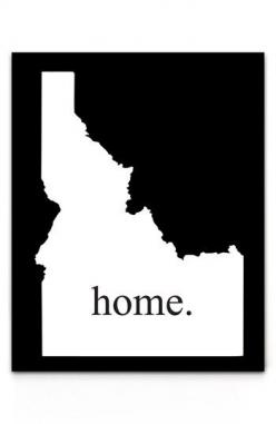 Cathy's Concepts 'Home State' Aluminum Bar Sign - Grey: Aluminum Bar, U.S. States, Sleek Bar, Bar Signs