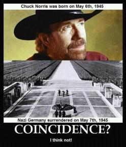 Coincidence? I think not!: Giggle, Chucknorris, Funny Stuff, Funnies, Humor, Coincidence, Norris Joke, Chuck Norris
