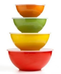 Colorful Bowls | Martha Stewart: Lids, Kitchen Gadgets, Marthastewart, Stewart Collection, Collection Harvest, Harvest Multi, Martha Stewart, Multi Bowls, Macys