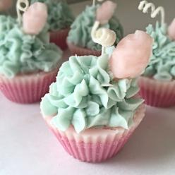 Cupcake Candles in Cotton Candy Banana-Berry Bubblegum: Banana Berry Bubblegum, Ideas, Etsy Item, Cotton Candy, Bubblegum Cupcake, Cupcake Candles, Bananas, Candy Banana Berry, Berries