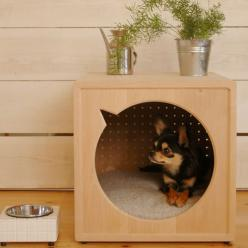 Does your dog miss AIM, particularly the chat bubble aspect? Get him or her this small cubby.: Doghouse 犬小屋, Pets, Dog Houses, Doghouse Dogmansion, Pet Houses, Dogbed Doghouse, Dogs Doghouse, Chihuahua, Doghouse Dogbed