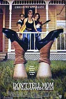 Dont Tell Mom the Babysitter is Dead - The campiest of all 90s flicks! favorite-90-s-movies: Books Movies Art Etc, All Time Favorite Movies, Good Movies, Post Favorite 90 S Movies, Childhood Memories, 90S Flick, 90S Movies, Guys Gals Movies Lines, Classic