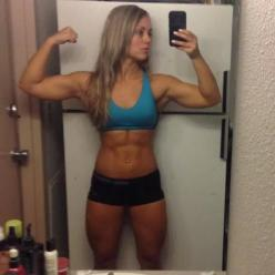 ..: Fit Body, Amazing Body, Fitness Motivation Workouts, Fit Girls, Hannah, Fitness Inspiration, Bathrom Selfie, Fit Healthy Lean Muscles