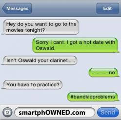 funny clarinet memes | ... clarinet..... | .....no | You have to practice? | #: Band Clarinet Funny, Marching Band Funny Clarinets, Band Geek, Band Nerd, Bandkidproblems, Band Meme, Band Humor Flute