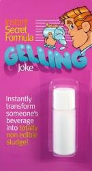 GELLING JOKE........ The ultimate party joke that instantly transform someone's drink into totally non-edible sludge in a matter of seconds. Crazy party fun!: Joke 2 00, Crazy Party, Gelling Joke, Party Fun, Non Edible Sludge, Lindz Shenanigans, Class