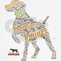 German Shorthaired Pointer - . Great outline and accurately captures the personality traits and temperament of a Shorthair: Hunting Dogs, German Shorthair Pointer, Maverick Puppy, Pointer Puppies, Accurately Captures, German Shorthaired Pointers, German S