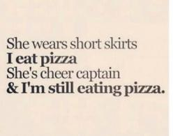 It's all about having the right priorities.: Pizza Amazing, Hahahah Yep, My Life, Quotes About Pizza, So True, Eating Pizza, So Funny, Taylor Swift Songs