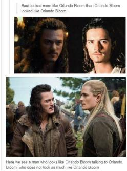 It's true.. what have you done: Orlando Bloom, The Hobbit, Funny, So True, Movie, Hobbit Lotr, Lotr Hobbit, Fandom
