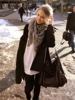 Looks so comfy: Fashion, Dream Closet, Clothes, Winter Style, Street Style, Winter Outfit, Fall Outfit, Scarfs, Fall Winter