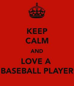 <3-my daddy played & coached baseball the whole time I was growing up. It's his fault I love the game. wish he were still here to watch a game or two with. =): My Life, Baseball Boys, Keepcalm, Guys