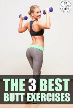 Moves that will have you feeling bootylicious! | Fit Bottomed Girls: Excercise, Fit Bottomed, Best Butt Exercises 585, Exercise Moves, Exercise Weight Loss, Exercises Stretches, Workout Exercises, Butt Workout