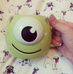 Oh man!! this is AMAZING! *i definitely just said that with hiccups voice in my head*: Buy, Girly Things, Monsters Inc, Cups Mugs, Random, Coffee Cups, List, Kitchen, Hiccups Voice