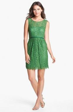 Or with sleeves.... Jenny Yoo 'Harlow' Tea Lace Sheath Dress (Online Only) available at #Nordstrom: Jenny Yoo, Wedding Ideas, Lace Sheath Dress, Bridesmaid Dresses, Teas, Yoo Harlow, Sheath Dresses