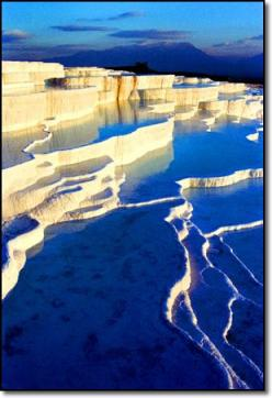 Pammukale Turkey - natural calcium cliffs and baths. One of the most amazing places in the world.: Pamukkale Turkey, Calcium Cliffs, Natural Calcium, Beautiful Places, Bath, Amazing Places, Pammukale Turkey, Pammukale Turquía