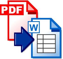 PDF to Word document is a fantastically simple site that allows you do do just what the url suggests: Convert PDF documents to fully editable Word documents. You simple go to the site, upload your pdf, select either .doc or .rtf, enter your email and clic