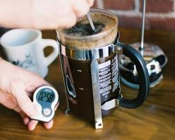 Perfect french press coffee: Press Coffee, Stumptown Coffee, French Press, Perfect French, Coffee Pots, Coffee Coffee