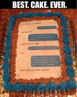 perfect: Funny Stuff, Humor, Funnies, Birthday Cakes