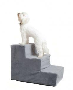 Pets will love these plush steps for easy climbing up to your bed or sofa.: Sofa, Pet Steps, Bed, Plush Steps, Doxie Lovers, Pet Ideas, Lovers Unite, Pet Accessories