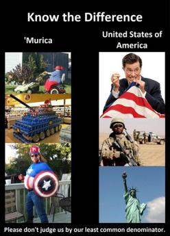 Random Funny Pictures – 61 Pics: Difference, Giggle, Funny Things, America, Funny Pictures, Murica, Funny Stuff