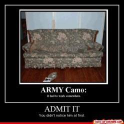 Reblog if you didn't see the man: Army, Funny Stuff, Humor, Funnies, Things, Military, Camouflage