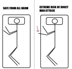 Safe from harm. Extreme risk of boogeyman attack. Lol I used to do this!: Giggle, Bed, Truth, Funny Stuff, So True, Funnies