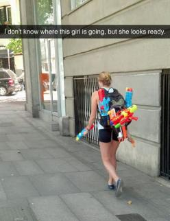 She looks READY: Giggle, Girl, Funny Pictures, Random, Funny Stuff, Funnies, Humor, Ready