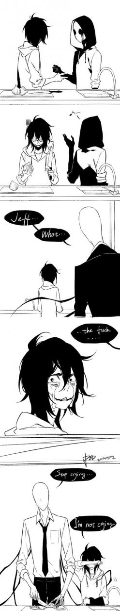 Slenderman, Jeff the Killer, and Eyeless Jack comic: Creepypasta Funny Comics, Creepypasta Comics, Creppypasta, Creepypasta Jeff The Killer, Creepypasta Slenderman, Creepypasta Funny Jeff, Creepy Pasta