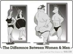 So true....: Difference, Truth, Men'S, Funny Stuff, So True, Humor, Funnies, Women