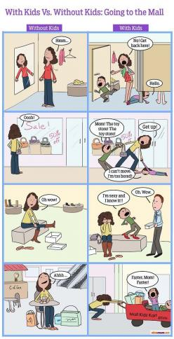 So true. This is why we never go shopping anymore. #shopping #moms #fail: My Life, Funny Stuff, So True, Funnies, Humor, Kids, Shopping, Mom