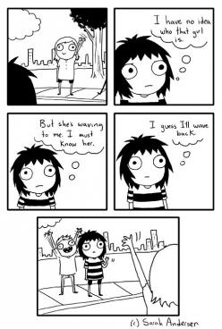 #That #Awkward #Moment! LOL this has happened to me before!: Sarah Andersen, Doodle Time, My Life, Funny Stuff, Sarah Anderson, Comics