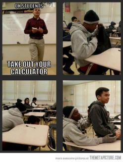 The calculator… this is too funny!: Giggle, Funny Pictures, Funny Stuff, Humor, Funnies, Human Calculator, Things, Asian Calculator