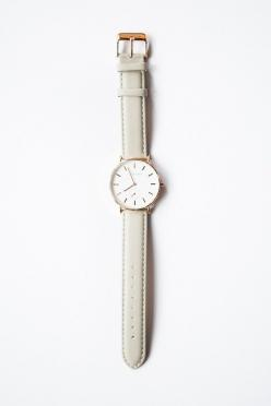 The Horse Classic Leather Watch – Parc: Classic Leather, Leather Watches, Rose Gold Watch, Leather Grey, Horse Classic