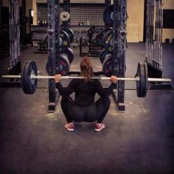 The only way to keep big booties defying gravity: ass to grass... Trust me, I should know: Work, Squats, Fit Girls, Fitness Inspiration, Fitness Motivation, Gym, Crossfit, Health