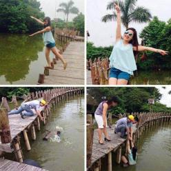 These People Died After Selfies (click on pic to see more): Photos, Selfies, Fail, Funny Pictures, Funny Stuff, Humor, Things, Animal