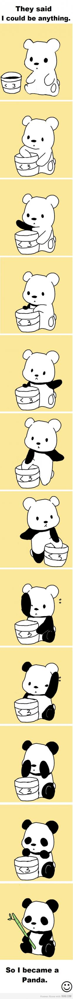 This is the most adorable thing I have ever seen!!!!!!!! Thanks @Rebecca Schaubel I am glad you are back on pinterest! <3: Animals, Stuff, Funny, Random, Things, Smile, Pandas, Panda Bears