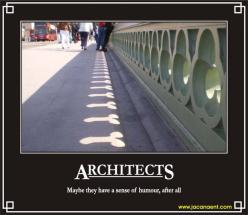 Those dirty little geniuses! i bet some of my UH architecture friends would love this!: Giggle, Funny Stuff, Funnies, Humor, Bridge