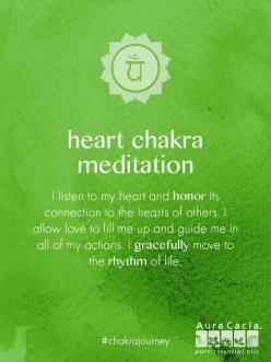Truly listen to your heart with this harmony-inspiring chakra meditation. #chakrajourney: Chakra Mantra, Chakra Meditation, Spirit Guide, Heart Chakra, Meditation Practice, Chakras, Yoga Mantra