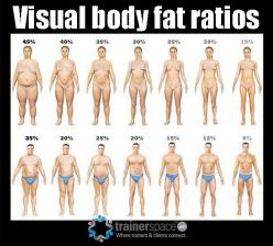 Visual body fat ratios★ Find more at http://www.pinterest.com/competing/: Body Fat, Bodyfat, Fat Percentage, Fitness, Weight Loss, Motivation, Healthy, Weightloss, Workout