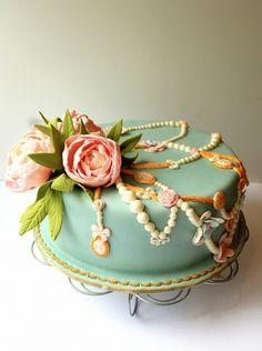 Vogue Cake | Soolip Wedding