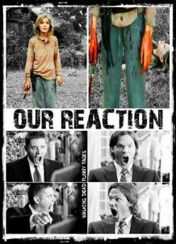 Walking dead crazy lizzie: Thewalkingdead, The Walking Dead, Zombie, Walking Dead Funny, So True, Twd Stuff, Exact Reaction, Dead Inside
